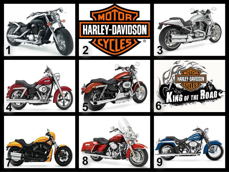 College Papers/Harley Davidson: The American Motorcycle college paper 626