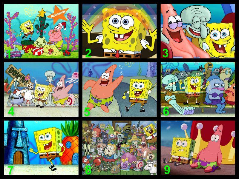 spongebob squarepants the paper