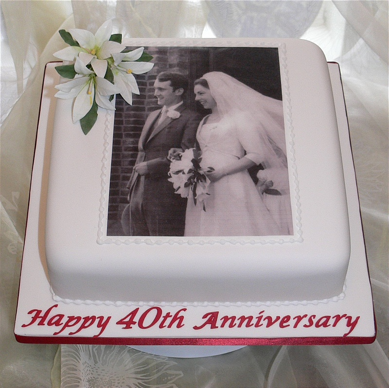 Edible Cake Pictures Uk : Personalised Edible Cake Toppers made from icing paper or ...
