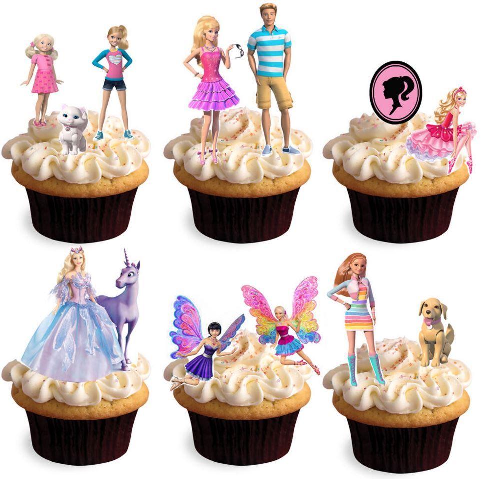 Barbie Dream House Cake Topper