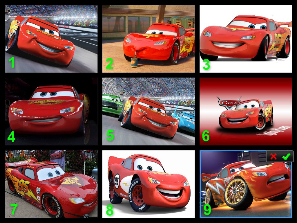 CARS LIGHTNING MCQUEEN GAMES  Play online games