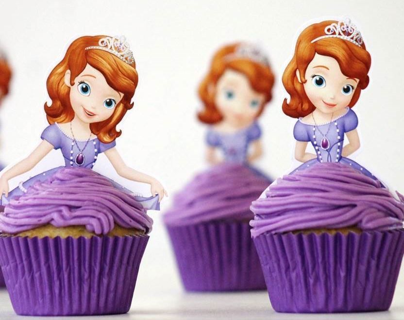 Princess Sofia Birthday Food Ideas